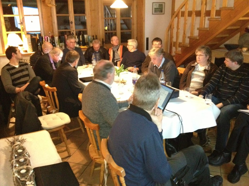 Der Mittelstand wird aktiv: Die erste EGRA-Gesellschafterversammlung