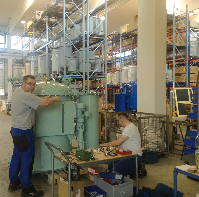 Neue Arbeitsplätze in Rethem ... / Bild: Dieter Moll