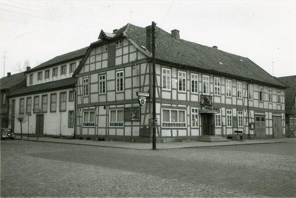 Ein weiteres EGRA-Projekt: Der Alte Ratskeller / Bild: Archiv der Stadt Rethem